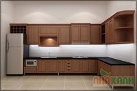 Tủ bếp KT2
