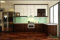 Tủ bếp MFC An Cường 1