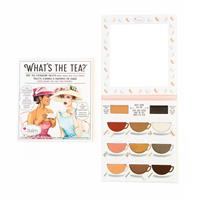 Bảng Phấn Mắt The Balm What's The Tea Hot Tea Eyeshadow Palette