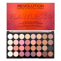 Bảng Phấn Mắt Makeup Revolution Flawless 4 Ultra Eyeshadows