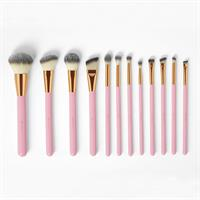 Bộ Cọ 12 Cây BH Cosmetics Studded Elegance 12 Piece Brush Set with Holder