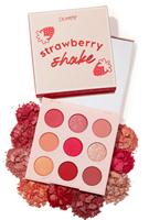 Bảng Phấn Mắt 9 Ô Colourpop Strawberry Shake Pressed Powder Palette