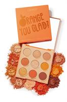 Bảng Phấn Mắt 9 Ô Colourpop Orange You Glad Pressed Powder Palette