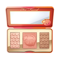 Bảng Má Tạo Khối Bắt Sáng Too Faced Sweet Peach Glow Peach-Infused Highlighting Palette
