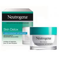 Kem Dưỡng Da Thải Độc Neutrogena Skin Detox Soin Hydratant Détoxfiant