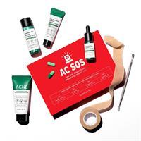 Bộ Trị Mụn Mini 4 Sản Phẩm Some By Mi AHA-BHA-PHA 30 Days AC SOS Kit