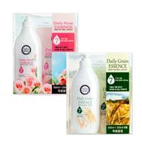 Set Sữa Tắm Happy Ssoma Daily Body Wash 500ml + 250ml