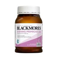 Tinh Dầu Hoa Anh Thảo Blackmores Evening Primrose Oil Hộp 190 Viên