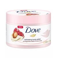 Tẩy Da Chết Dove Exfoliating Body Scrub Bản Đức