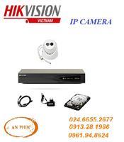 CAMERA TRỌN BỘ GIÁ RẺ - x01 CAMERA IP HD HIKVISION