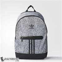 Balo Thời Trang Adidas Graphic Originals Backpack White