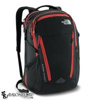 Balo Laptop The North Face Surge Transit Backpack 2016 Màu Đỏ