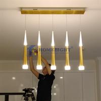 Đèn thả bàn ăn LADY019-V - Homelight
