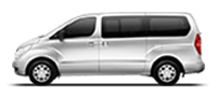 Hyundai Starex 2.4 MT 6 chỗ máy xăng 2017