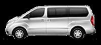 Hyundai Starex 2.4 AT 9 chỗ máy xăng 2017