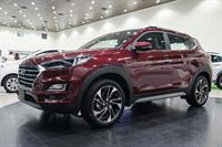 Hyundai Tucson 1.6 Turbo máy xăng