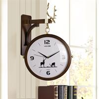 Đồng hồ 2 mặt Hươu Cao Quý BH7728