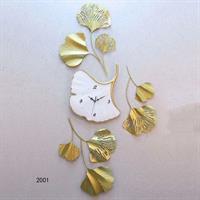 Đồng hồ treo tường kèm tranh trang trí BH2001