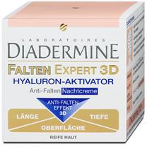 Kem Dưỡng Da Diadermine  Falten Expert 3D  Nachtcreme