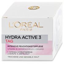 Kem Dưỡng Da Loreal Paris Hydra Active 3 Tag