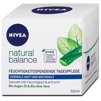 Kem Dưỡng Da Nivea Natural Balance Tagescreme