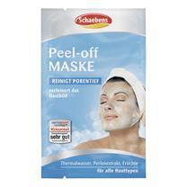 Mặt nạ Schaebens Peel - Off Maske