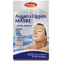 Mặt nạ mắt môi  Schaebens Augen & Lippen Maske
