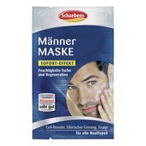 Mặt nạ Schaebens Männer Maske Sofort Effekt