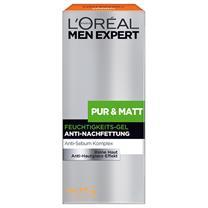 Loreal Men Expert  Pur & Matt  Feuchtigkeit -Gel Anti-Nachfettung