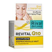 Kem Dưỡng Da Rival De Loop Revital Q10 Nachtcreme (kem đêm)