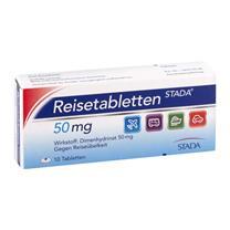 Thuốc chống say tàu xe Reisetabletten Stada