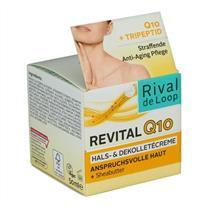 Kem Dưỡng Da Rival De Loop Revital  Q10 (cổ & ngực)