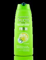 Dầu Gội Garnier Fructis Kraftigendes Fresh