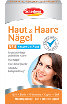 Viên uống đẹp da, tóc và móngSchaebesns Haut & Haare Nagel