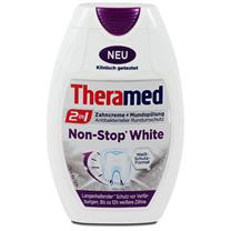 Kem Đánh Răng Theramed  2 in 1 Non-stop White