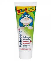 Kem đánh răng Perlodent Zahngel Kids 0-6