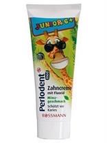 Kem đánh răng Perlodent Zahncreme Junior 6+