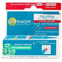 Kem trị mụn khẩn cấp Garnier Hautklar S.O.S Anti-Pickel-Stift