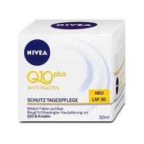Kem Dưỡng Da Nivea Q10 Plus Anti - Falten Schutz tagespflege