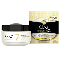 Kem Dưỡng Da Olaz Total Effect 7 in one Anti-Ageing Feuchtigkeitsspendende Tagespflege