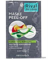 Mặt nạ Rival de loop Maske Peel- Off chiết xuất từ đào, nha đam.