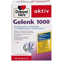 Viên bổ xương khớp Doppel Herz Aktiv Gelenk   (1000mg glucosaminsulfat)