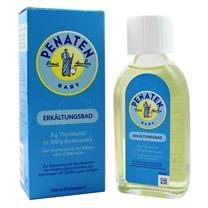 Tinh dầu tắm chống cảm lạnh cho bé Penaten Erkältungsbad