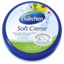 Kem dưỡng da Bübchen Soft Creme Sensitiv