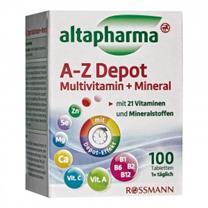 Thuốc bổ Vitamin tổng hợp Altapharma A-Z Depot