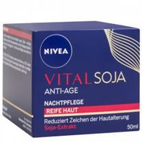 Kem dưỡng da Nivea Vital Soja anti-age Nachtpflege