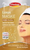 Mặt nạ vàng Schaebens Luxus Maske