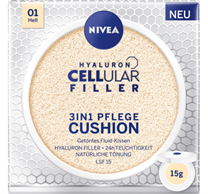 Phấn Cushion Nivea Hyaluron Cellular Filler 3in1 Pflege