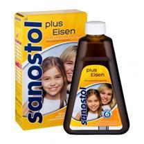 Vitamin tổng hợp Sanostol Multi – Vitamine Plus Eisen số 6