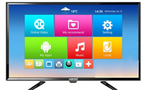 Smart TV Asanzo 32 inch Model 32ES900